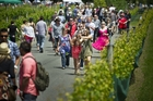 Toast Martinborough attracts thousands of visitors with tickets selling out quickly.