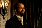 Jeffrey Wright as the nasty Dr Valentin Narcisse in Boardwalk Empire.