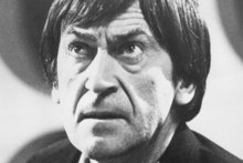 Patrick Troughton as Dr Who.