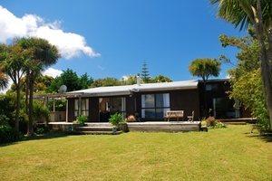 Cabbage Tree Cottage.