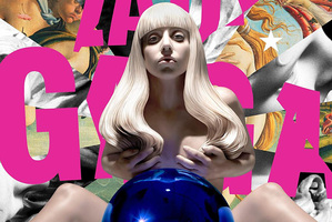 Lady Gaga has released the cover image for her new album ARTPOP.