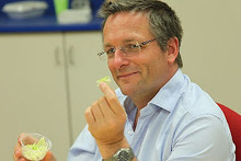 Dr Michael Mosley.