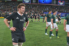 Richie McCaw was the top tackler with 15 tackles, seven assists and three misses. Photo / Getty Images