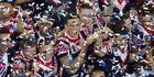View: Top images: Roosters win grand final