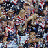 The Roosters celebrate after winning the NRL grand final. Photo / Getty Images