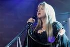 Stevie Nicks. Photo / AP