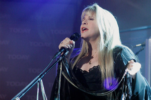Stevie Nicks. Photo / AP