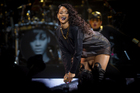 Rihanna at Vector Arena in Auckland. Photo / Sarah Ivey