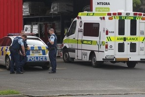 A woman suffered head injuries after she was hit by a train in Mt Maunganui. Photo: John Borren