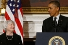 President Barack Obama says Janet Yellen is a tough and proven leader ready to take over as chairman of the Federal Reserve.