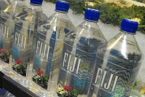The Fiji branded water is coveted by the rich and famous.Photo / Creative Commons