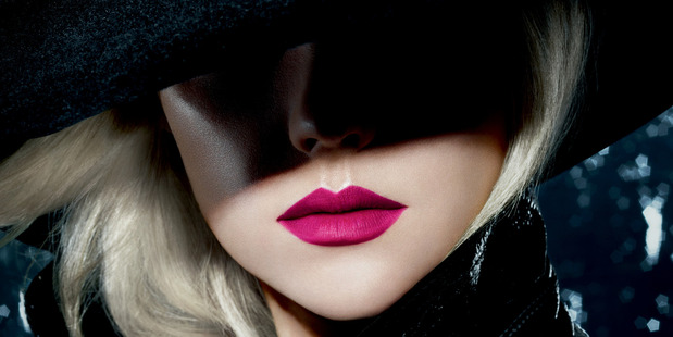 M.A.C's Retro Matte collection features richly pigmented shades, including this called 'All Fired Up'. Photo / Supplied