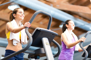 Working out can actually be enjoyable. Photo / Thinkstock