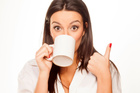 About 80 per cent of the world's caffeine is consumed in the form of coffee.Photo / Thinkstock