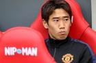 Shinji Kagawa. Photo / AP