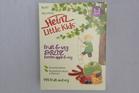 Heinz Little Kids. Fruit & Veg Shredz - Berries Apple & Veg. $4.29 for 90g or 5 packs.