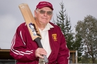 LONG SERVICE: Taradale Cricket Club stalwart Richard Atkins is a life member of Hawke's Bay Cricket Association. Photo / Glenn Taylor