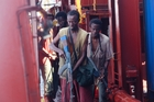 Piracy is common in the Somali actors' home country.
