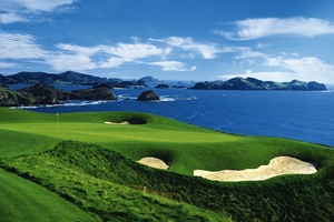 Matauri Bay's Kauri Cliffs has been named New Zealand's top golf course, and is open to anyone keen to experience it.