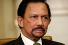 Sultan of Brunei.