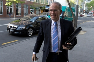 Len Brown isn't the first man in power to make a big mistake. PHOTO/APN