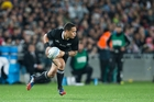 Aaron Smith's form has improved markedly in recent months. Photo / NZ Herald