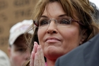 Former Alaska Governor Sarah Palin was among Tea Party activists in Washington yesterday. Photo / AP