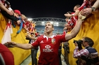 The Lions' win was only part of the Wallabies downward slide. Photot / Getty Images