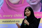 Malala Yusufzai intends to visit the US and tell President Barack Obama to stop bombing her country. Photo / AP