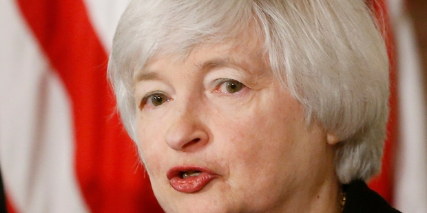 The decision to start winding back the Fed's stimulus programme is likely to be left to chairman Ben Bernanke's replacement, Janet Yellen, say analysts. Photo / AP