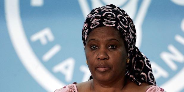 Phumzile Mlambo-Ngcuka. Photo / Getty Images