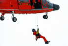 Nasty weather hinders helicopter rescue in Te Urewera. Photo / Thinkstock