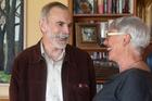 Dave Donaldson and Steve Chadwick.