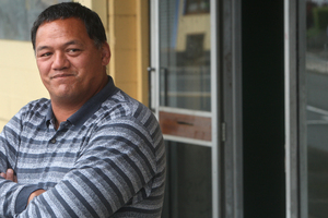 Ngongotaha Pastor Mark Kahu says it's business as usual for the town's youth centre after he was attacked by five young people.