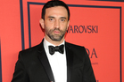 Riccardo Tisci at the 2013 CFDA Fashion Awards in New York. Photo / AP Images