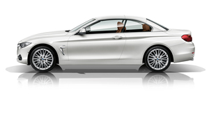The new BMW 4 Series will be produced as a convertible.