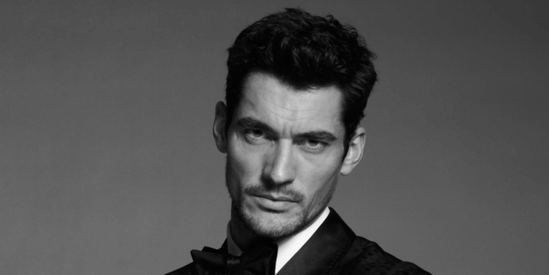 Photo by Mariano Vivanco, from the book David Gandy by Dolce & Gabbana. Courtesy of Dolce & Gabbana