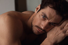 David Gandy from the book: David Gandy by Dolce & Gabbana. Photos / Mariano Vivanco.