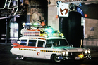 Ghostbusters ECTO-1 Photo / Supplied