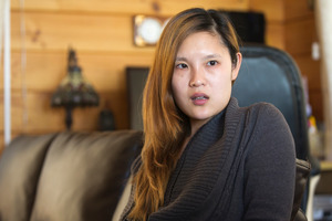 Bevan Chuang says Len Brown paid for hotel rooms himself, or they were offered for free.  Photo / Greg Bowker
