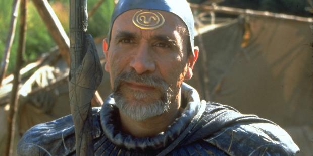 Tony Amedola in 'Stargate SG-1'.