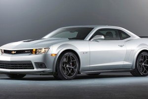 The new track focused Chevrolet Camaro Z28 has lapped the Nurburgring circuit this week in 7 minutes 37 seconds. This makes the new car faster around the track than a Porsche 911 Carrera S.