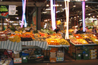 The Fremantle Markets, just a 20-minute drive from Perth's CBD. Photo / Viva