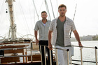 Ben Affleck and Justin Timberlake in 'Runner, Runner'. Photo / AP