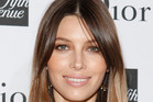 Jessica Biel has created a bag range called Bare.Photo / AP