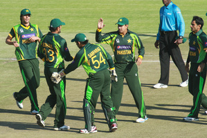 Pakistan are formidable opponents when they get to play in their de facto home. Photo / AP