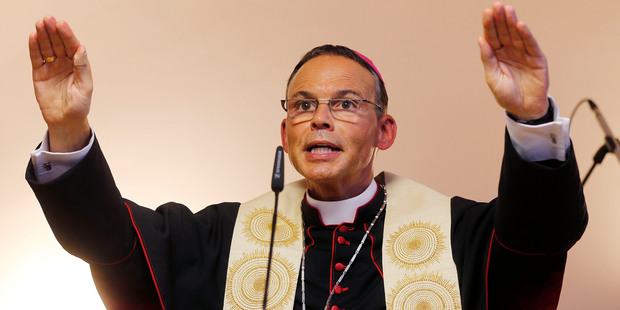 Limburg diocese officials have confirmed that last summer he spent 31 million renovating his residence. Photo / AP