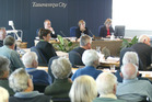 Tauranga people interested in local-body affairs may not have to attend meetings to keep up with the play in future.