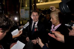 MP John Banks. File photo / Brett Phibbs