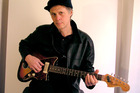 US guitarist Tom Verlaine from the band Television.